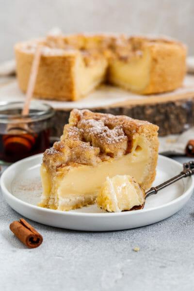 Pudding Streuselkuchen